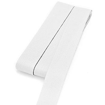 buttinette Nahtband, weiß, Breite: 2 cm