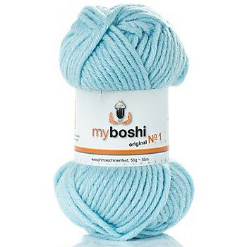 myboshi Wolle No. 1 - Modegarn, himmelblau