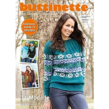 buttinette Anleitungsheft Nr. 10