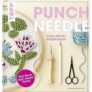 Buch 'Punch Needle – Alles was du wissen musst'