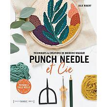 Livre 'Punch Needle et Cie'