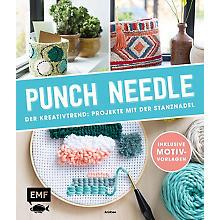 Buch 'Punch Needle – der Kreativtrend: Projekte mit der Stanznadel'