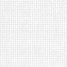 Toile Aïda Precut, 54 trous/10 cm, blanc