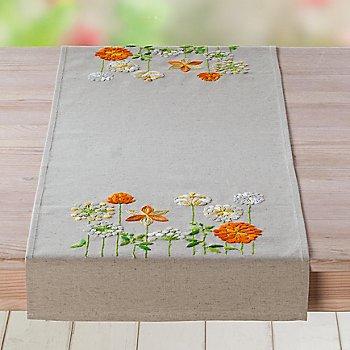 Stickläufer 'Wiesenblumen'