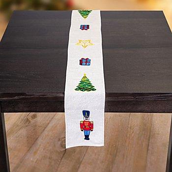 Tischband 'Nussknacker'