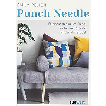 Buch 'Punch Needle'