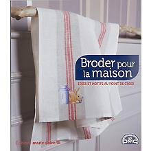 Livre 'Broder pour la maison'