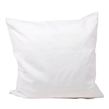 Kissenhüllen, weiß, 2 Stück, in verschiedenen Größen