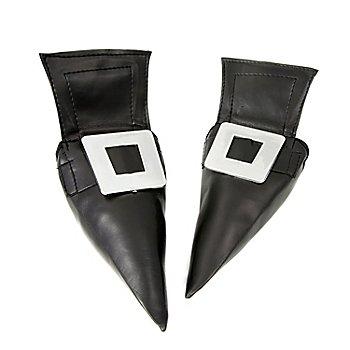 Sur-chaussures 'gentilhomme', noir
