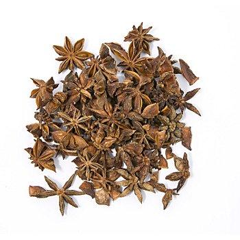 Echte Sternanis, 2,5 - 3 cm, 30 g