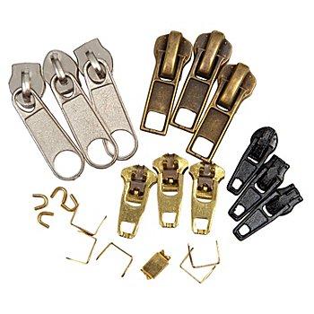 Wenko Reißverschluss-Reparatur-Set, 22-teilig