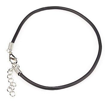 Bracelets en caoutchouc, 20 cm, 5 pièces