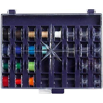 Prym Boîte de rangement pour canettes, 16 x 12 cm, pour 32 canettes