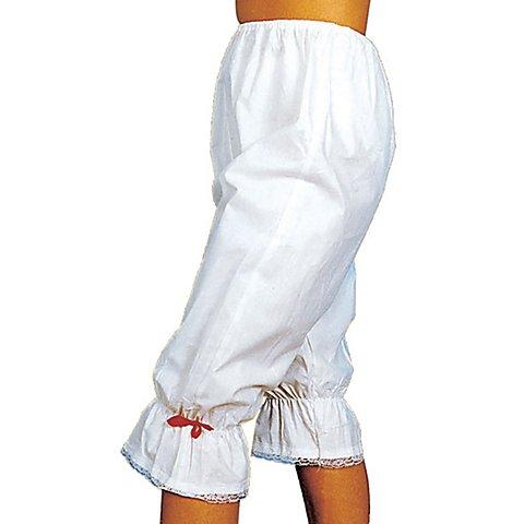 Image of Rüschenhose für Damen, weiss