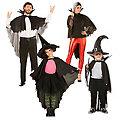 Zauberer-Umhang für Kinder und Erwachsene