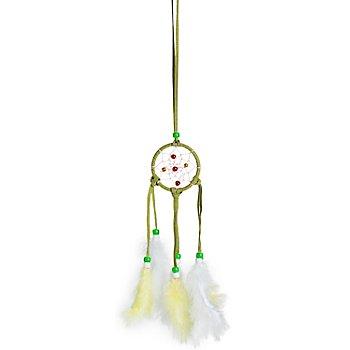 Halskette Traumfänger, farblich sortiert