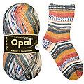 """Opal Regenwald Sockenwolle """"Tucan"""""""