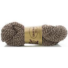 Woll Butt Öko-Naturgarn Tirol, braun mouliné
