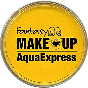FANTASY Make-up 'Aqua-Express', gelb