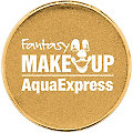 "FANTASY Make-up ""Aqua-Express"", gold"
