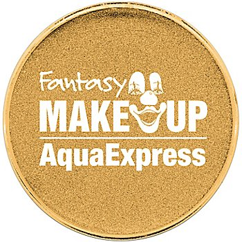 FANTASY Make-up 'Aqua-Express', gold