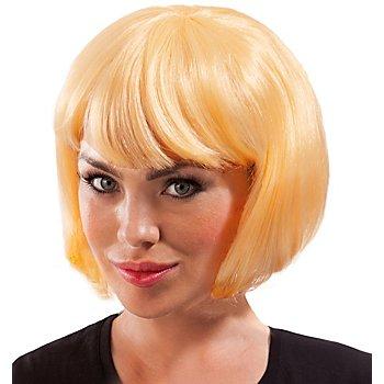 Bob-Perücke, blond