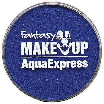 FANTASY Make-up 'Aqua-Express', blau