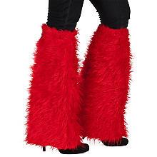 Beinstulpen, rot