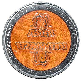EULENSPIEGEL Aqua-Schminkfarbe Perlglanz, orange