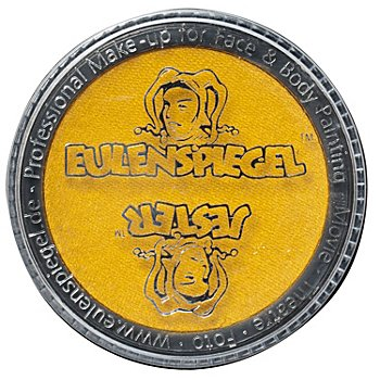 EULENSPIEGEL Aqua-Schminkfarbe Perlglanz, gold
