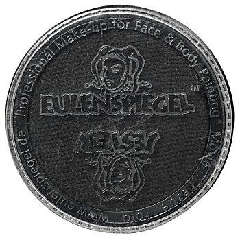 EULENSPIEGEL Aqua-Schminkfarbe, schwarz