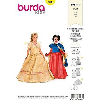 burda Schnitt 2480 'Prinzessin'