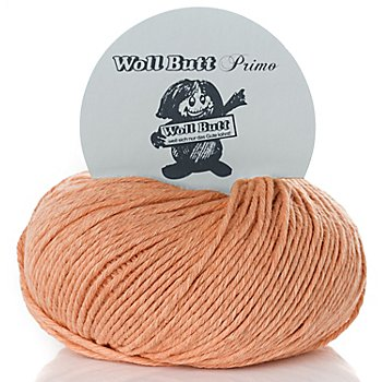 Woll Butt Primo Linda - Baumwollmischung, apricot