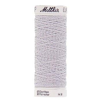 Amann Fil élastique, blanc, bobine de 10 m