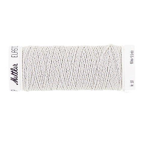 Image of Amann Elastic-Gummifaden, 10 m-Spule, greige