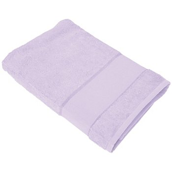 buttinette Serviette de douche, lilas