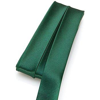 buttinette Satin-Schrägband, tanne, Breite: 2 cm, Länge: 5 m