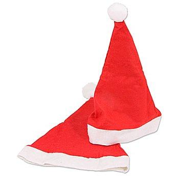 Weihnachtsmützen, 2 Stück