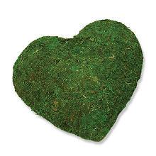 Cœur en mousse, 30 cm