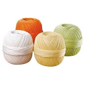 Woll Butt Set éco de fil à crocheter Diana 'printemps'