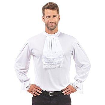 Chemise pour hommes, blanc