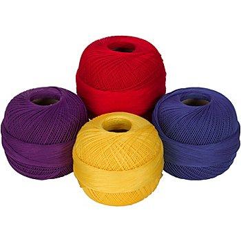 Woll Butt Set éco de fil à crocheter Diana, multicolore