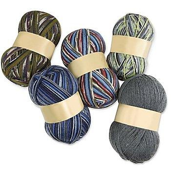 Überraschungspaket Sockenwolle