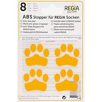 Regia Motifs anti-glisse à repasser, jaune