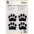 Regia ABS-Sockenstopper, schwarz