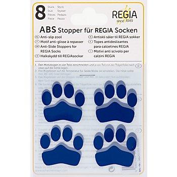 Regia ABS-Sockenstopper, blau