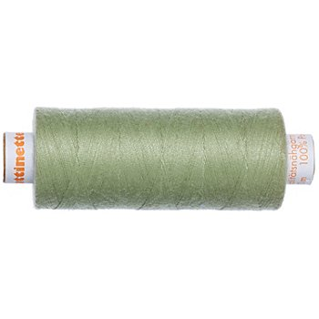buttinette Fil à coudre universel, vert roseau, grosseur : 100, bobine de 500 m