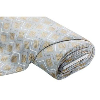 Wellness-Fleece 'Grafisch', grau-color