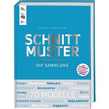 Buch 'Schnittmuster – Die Sammlung'
