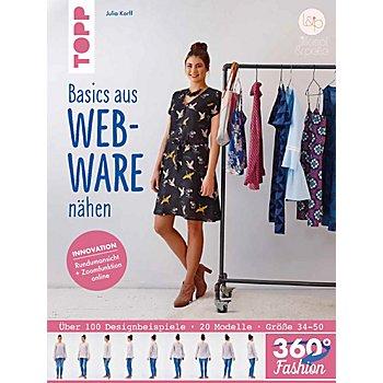 Buch 'Basics aus Webware nähen'
